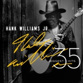 35 Biggest Hits - Hank Williams, Jr. Cover Art