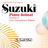 Suzuki Piano School, Vol. 3