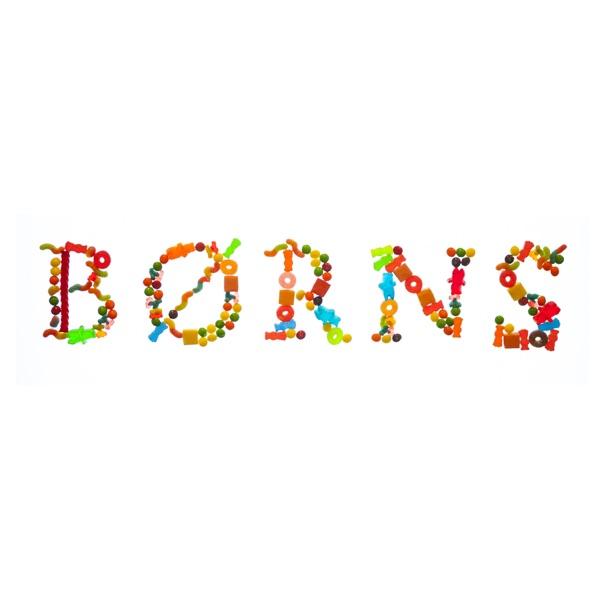 Seeing Stars - Single BØRNS CD cover