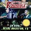 En Vivo... Desde Houston, TX (En Vivo), Sabor Kolombia
