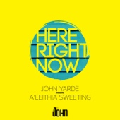 Here Right Now (feat. A'leithia Sweeting) - John Yarde