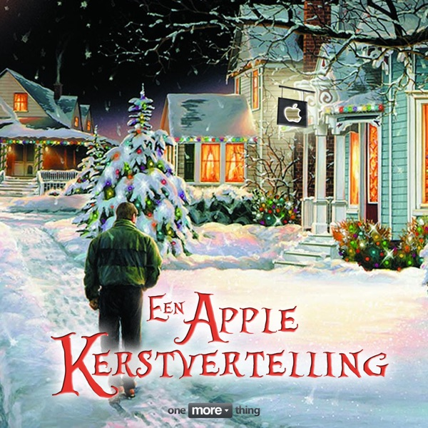 Een Apple-Kerstvertelling