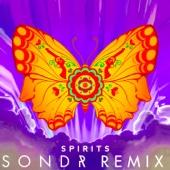 The Strumbellas - Spirits (Sondr Remix) artwork