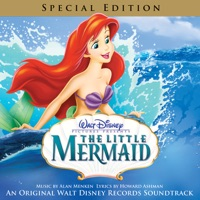 Picture of The Little Mermaid (An Original Walt Disney Records Soundtrack) [Special Edition] by Jodi Benson