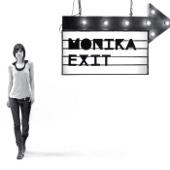 Monika - Yes I Do artwork