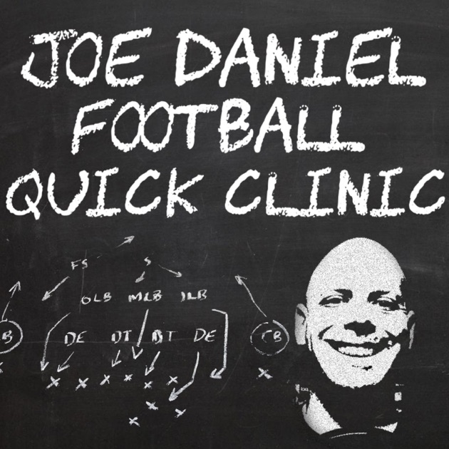 Joe daniel football quick clinic by joe daniel football on apple joe daniel football quick clinic by joe daniel football on apple podcasts fandeluxe Choice Image