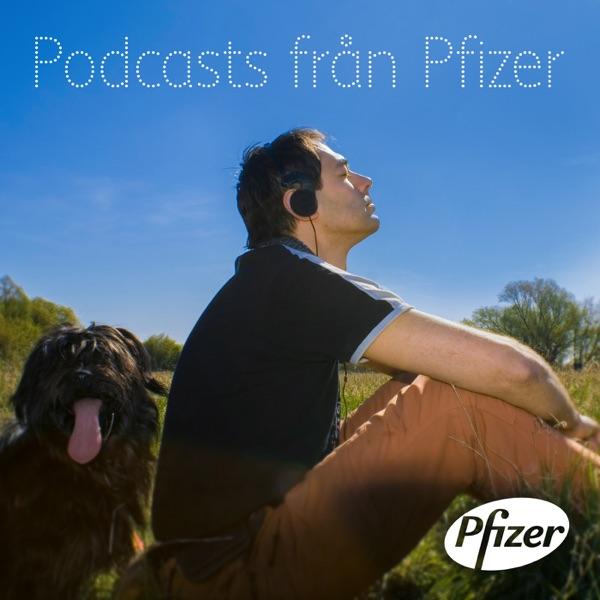 Podcasts från Pfizer Sverige