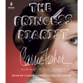 The Princess Diarist (Unabridged) - Carrie Fisher Cover Art