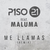 Piso 21 - Me Llamas (feat. Maluma) [Remix] artwork