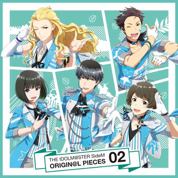THE IDOLM@STER SideM ORIGIN@L PIECES 02 - EP |  `0`