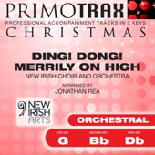 Ding Dong Merrily on High - New Irish Choir & Orchestra Performance Tracks - EP