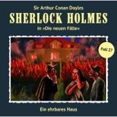 Die neuen Fälle, Fall 27: Ein ehrbares Haus - Sherlock Holmes