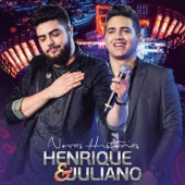 Henrique & Juliano - Novas Histórias (Ao Vivo) - Deluxe  arte