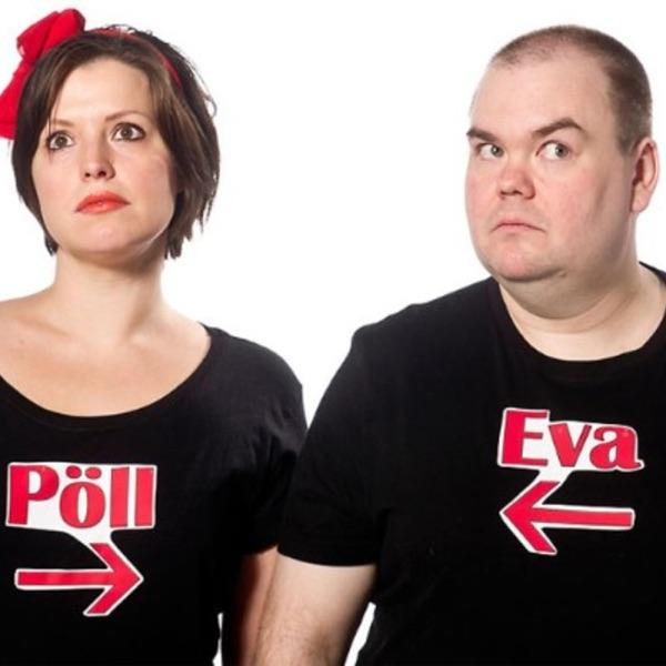 Eva och Pöll