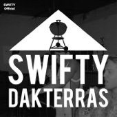 Swifty Official - Dakterras kunstwerk