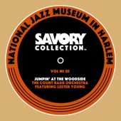 The National Jazz Museum in Harlem presents the Savory Collection, Vol. 2: Jumpin' At the Woodside: The Count Basie Orchestra featuring Lester Young