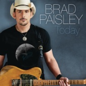 Brad Paisley - Today  artwork
