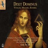 Vivaldi, Mozart & Handel: Dixit Dominus - Jordi Savall