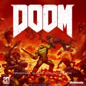 Doom (Original Game Soundtrack) - Mick Gordon Cover Art