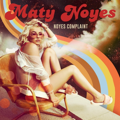 In My Mind - Maty Noyes