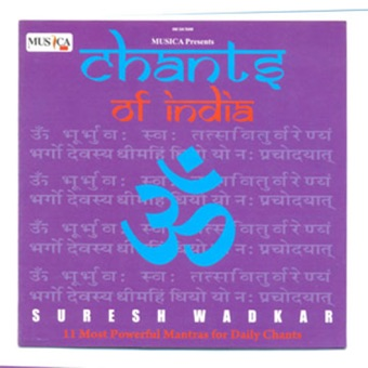Chants of India – Suresh Wadkar