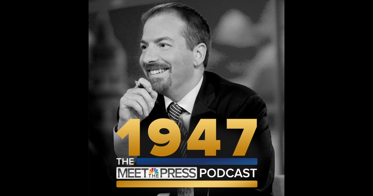 nbc meet the press video podcast directory