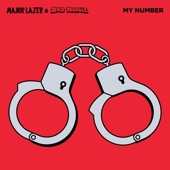 My Number - Single, Major Lazer