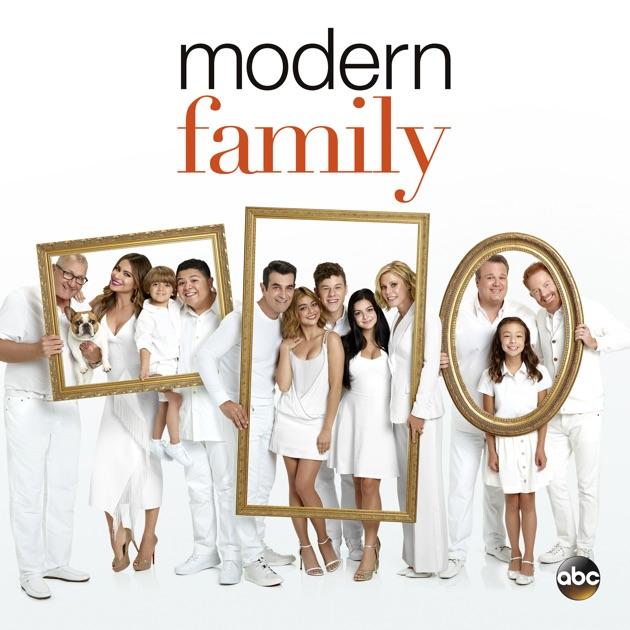 Netflix Modern Family Staffel 8