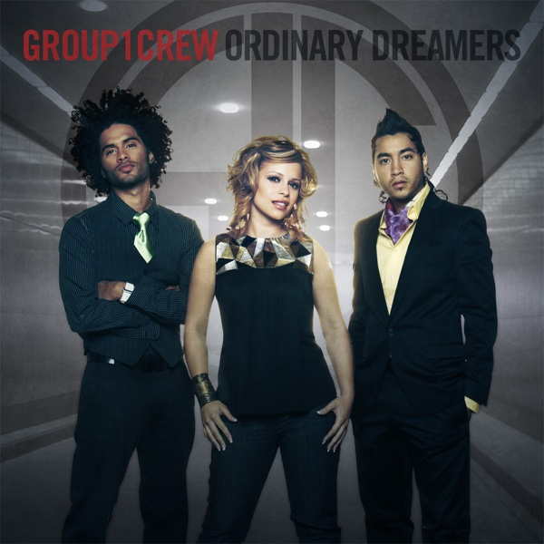 Ordinary Dreamers Group 1 Crew CD cover