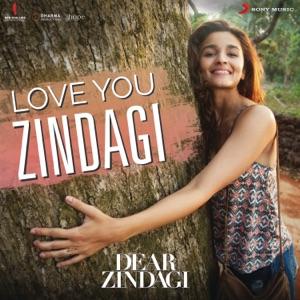 DEAR ZINDAGI - Love You Zindagi Chords and Lyrics