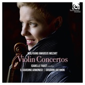 Concerto for Violin and Orchestra No. 2 in D Major, K. 211: III. Rondeau. Allegro