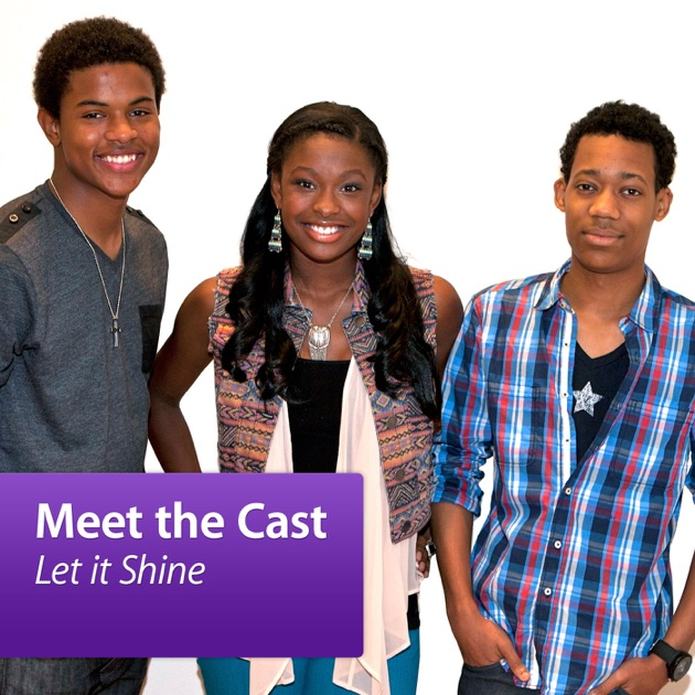 """""""Let it Shine"""": Meet the Cast by Events at the Apple Store ..."""