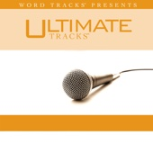 Cornerstone (As Made Popular By Hillsong) [Performance Track] - EP - Ultimate Tracks