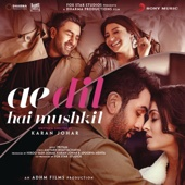 Pritam - Ae Dil Hai Mushkil (Original Motion Picture Soundtrack) - EP artwork