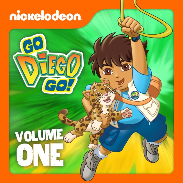 Go Diego Go Vol 1 on iTunes