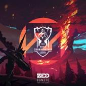 Zedd Ignite (2016 League of Legends World Championship) video & mp3