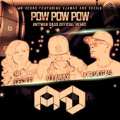 Pow Pow Pow (Remixes) [feat. Vj Awax & Cecile] - Single