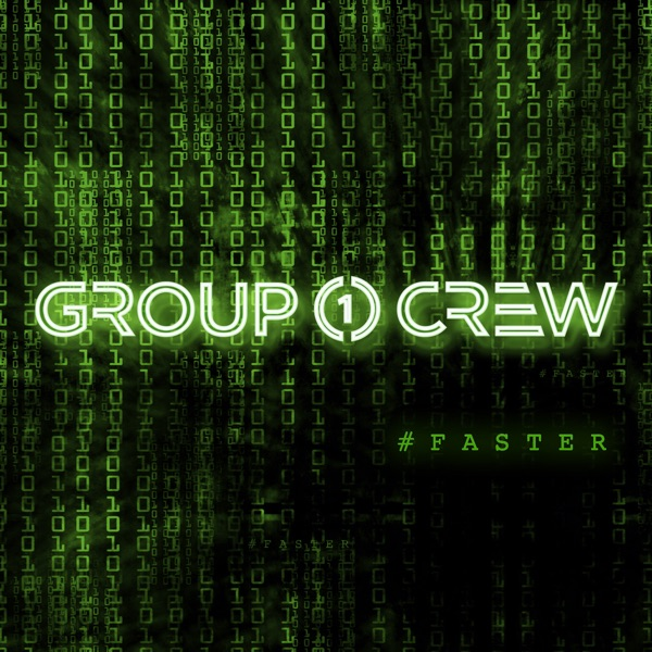 Faster - EP Group 1 Crew CD cover