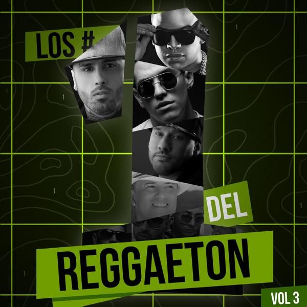 Various Artists - Los #1 Del Reggaeton Vol. 3 (2016) [MP3 @192 Kbps]