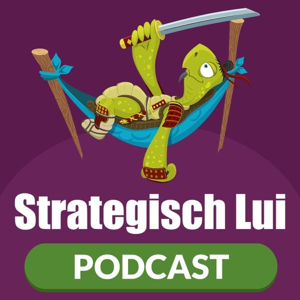 Strategisch Lui Podcast: Online Business ● Passief Inkomen ● Productiviteit ● Lifestyle Design