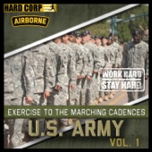 Exercise to the Marching Cadences U.S. Army Airborne, Vol. 1