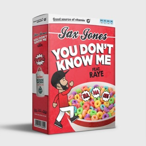 Raye, Jax Jones - You Don't Know Me (Original Mix)
