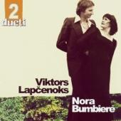 Autobrauceju Dziesminja - Nora Bumbiere un Viktors Lapčenoks