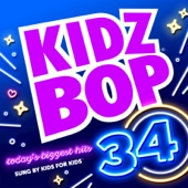 Kidz Bop 34 - KIDZ BOP Kids Cover Art