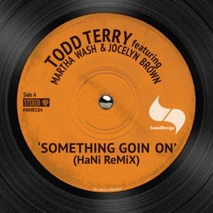 5. Todd Terry - Something Going On (HaNi Remix)