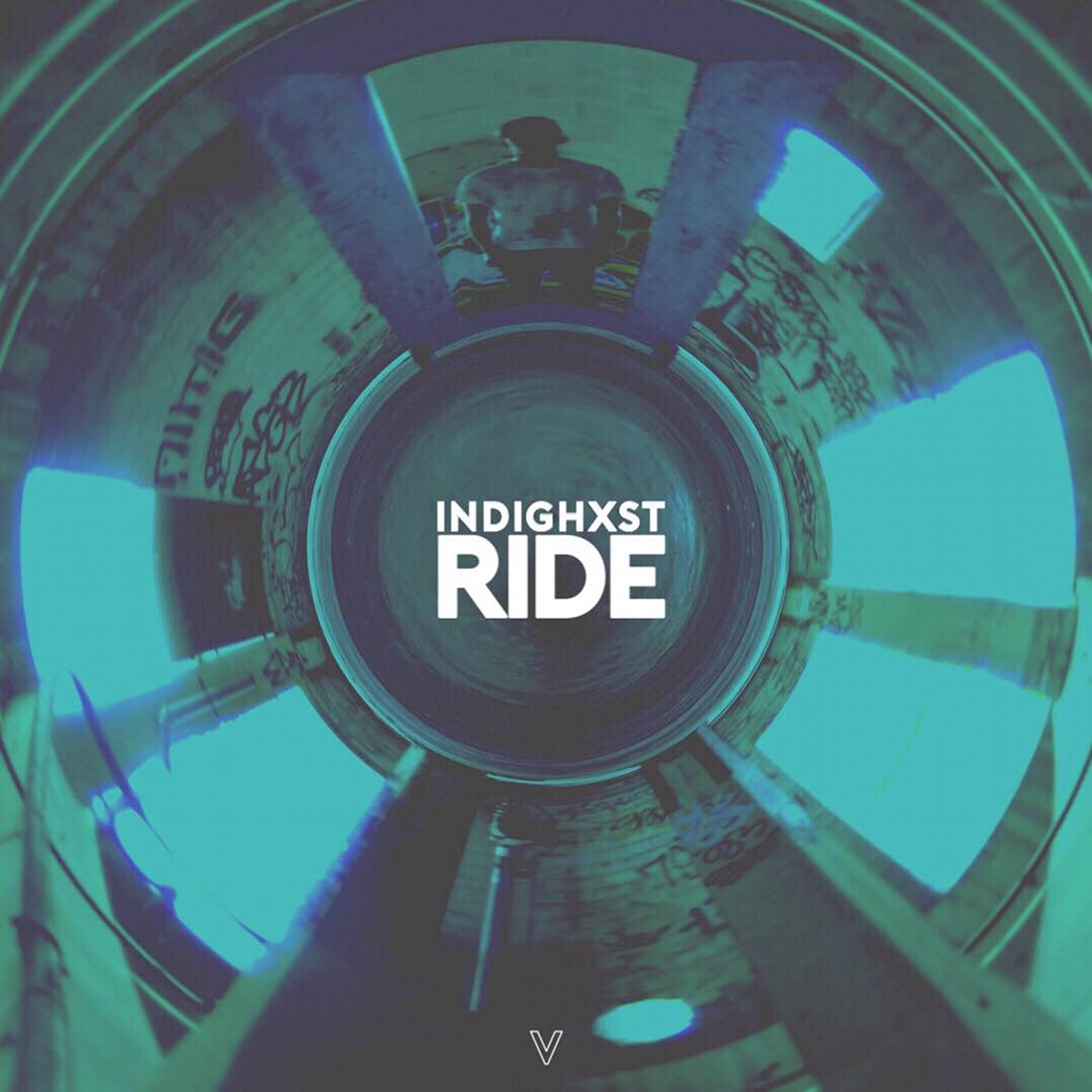 Indighxst - Ride [single] (2016)