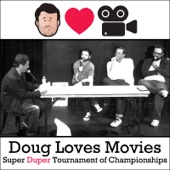 Cover to Doug Benson's Doug Loves Movies: Super Duper Tournament of Championships
