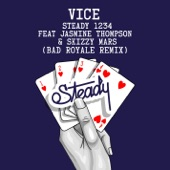 Steady 1234 (feat. Jasmine Thompson & Skizzy Mars) [Bad Royale Remix] - Single