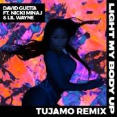 David Guetta - Light My Body Up (feat. Nicki Minaj & Lil Wayne) [Tujamo Remix] artwork