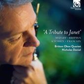 Mozart, Britten, Knussen & Françaix: A Tribute to Janet (Bonus Track Version)